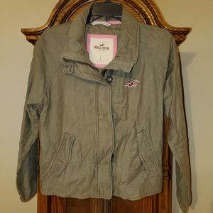 Hollister Women's Army Jacket